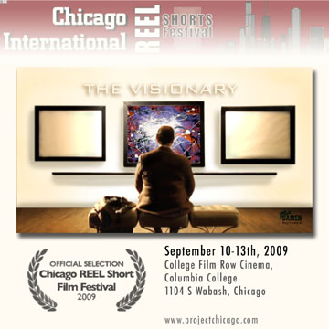 September 10-13, 2009 at College Row Cinema, Chicago, IL