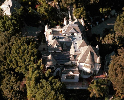 Well if Johnny Depp wants to live in a fairy tale castle then Johnny Depp jolly well gets to live in a fairy tale castle.