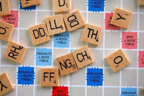 """Gwydhaesthetique: wins every Scrabble game... unless you're playing the Welsh version... in which case there is no """"Q"""""""