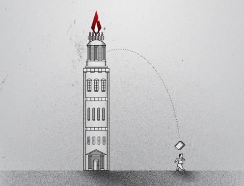 http://www.takepart.com/ivorytower Artist: Nick Agin