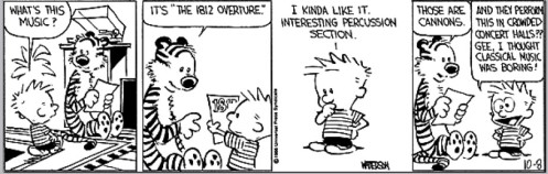 Calvin gets it.