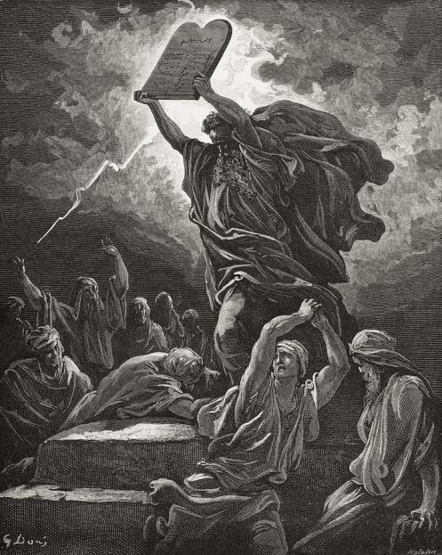 moses-breaking-the-tablets-of-the-law-gustave-dore